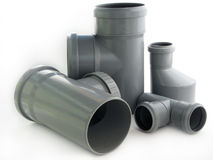 Engenharia sanitária Fotos de Stock Royalty Free