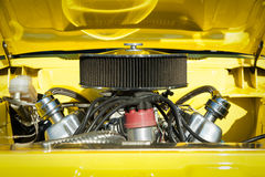 Engine bay Stock Image