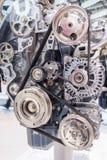 Engine belt Royalty Free Stock Photo
