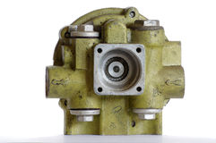 Engine block Royalty Free Stock Photography