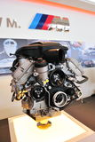 Engine of a BMW M car Stock Photography