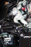 Engine of car Royalty Free Stock Photos