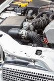 Engine car repair Stock Photography