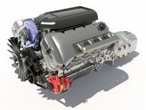 The engine Stock Photo