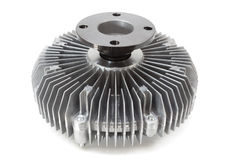 Engine Cooling Fan Clutch Stock Image