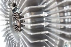 Engine Cooling Fan Clutch Royalty Free Stock Photo