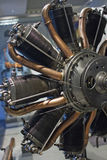 Engine d'avion Images stock