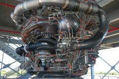 Engine d'â de Saturne V Photo libre de droits