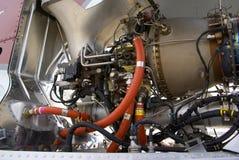 Engine d'hélicoptère Image libre de droits