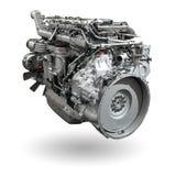 Engine de camion Photographie stock libre de droits