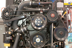 Engine de pouvoir Photo stock