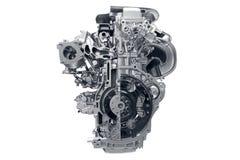 Engine de véhicule. Image stock