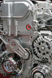 Engine de véhicule. Image libre de droits