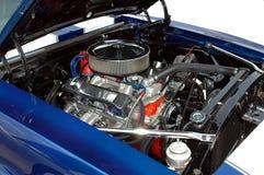 Engine de véhicule de cru Photographie stock