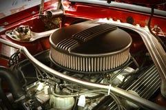 Engine de véhicule de muscle Images libres de droits