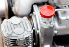 Engine detail Stock Photography