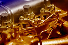 Engine detail Royalty Free Stock Photography