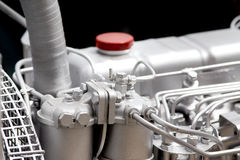 Engine detail Stock Photos