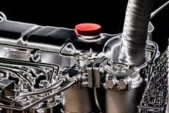 Engine detail Stock Image