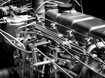 Engine detail Royalty Free Stock Photos