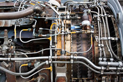 Engine details. Royalty Free Stock Photography