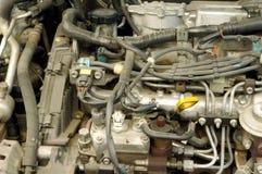 Engine du véhicule Photographie stock libre de droits