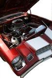 Engine du véhicule de sport photographie stock