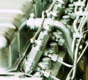 Engine fragment Royalty Free Stock Photo