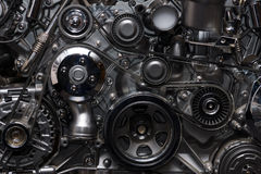 Engine Royalty Free Stock Photography