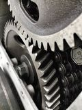 Engine gears Stock Images