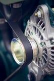Engine generator Stock Photo