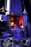 Engine hybride Image stock