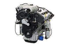 An engine Royalty Free Stock Photos