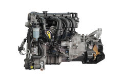 an engine Stock Photography