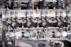 Engine inside Royalty Free Stock Image