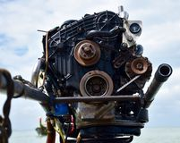 Engine Royalty Free Stock Photos