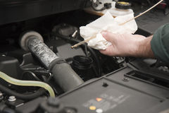 Engine Maintenance Stock Photos