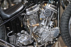 Engine. An engine, or motor, is a machine designed to convert one form of energy into mechanical energy royalty free stock image