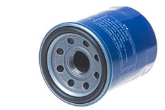 Engine Oil Filter Isolated Stock Images