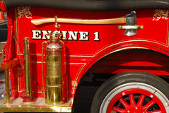 Engine 1 Stock Photo