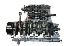 Engine part Royalty Free Stock Photo