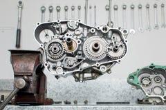 Engine Parts stock photo