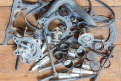 Engine parts Stock Images