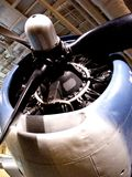 Engine Propeller Royalty Free Stock Images