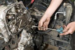 Engine repair Stock Images