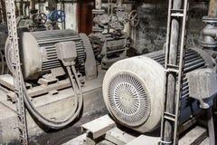 Engine room Stock Photos