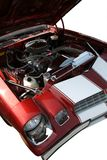Engine of the Sport Car Stock Photography