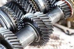 Engine transmission Royalty Free Stock Photo