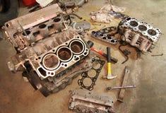 Engine Trouble Royalty Free Stock Image