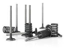 Engine valves Royalty Free Stock Photography
